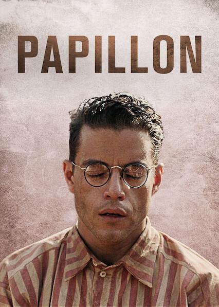 Papillon on Netflix UK